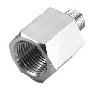 Male-Female Reducing Adapter