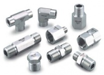 NPT Instrument Pipe Fittings