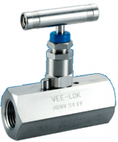 Hexagonal Bar Stock Needle Valve